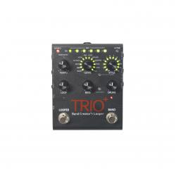 Pedal de Guitarra TRIO+ Band Creator + Looper