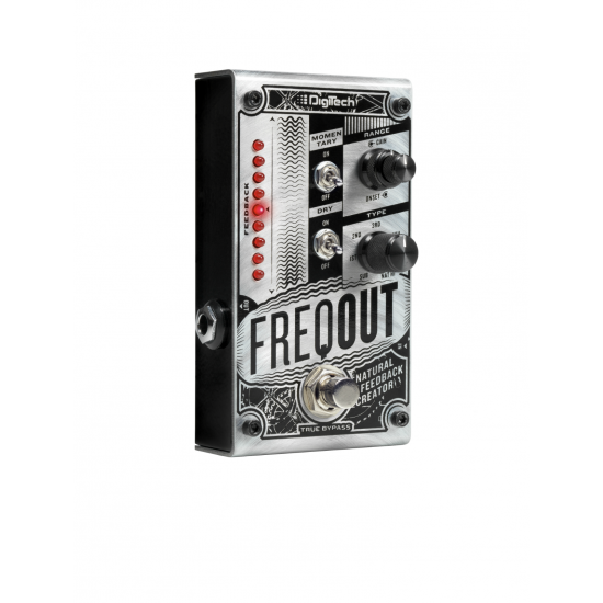 Pedal DigiTech FreqOut Natural Feedback Creator