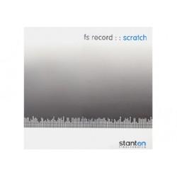 DISCO STANTON FS RECORD SCRATCH