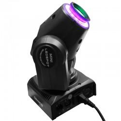 Cabeza movil LED 30 w LED SPOT