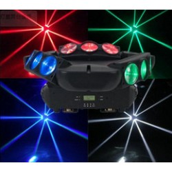 Efecto led Spider 3X3