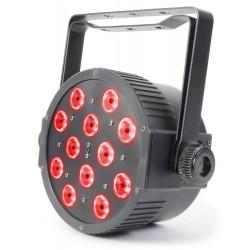FOCO LED 12 LED ( RGBW 4 en 1 ) 3 watts