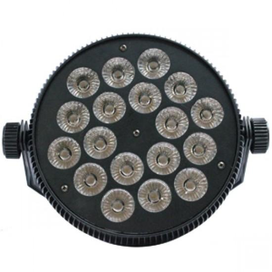 FOCO LED SLIM 18 X 15W  6 EN 1