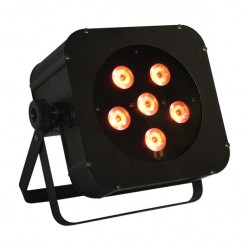 Par LED slim 7x15w 5 en 1