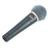Micrófono Dinamico Shure BETA 58A