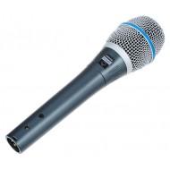 Microfono de condensador Shure BETA 87A