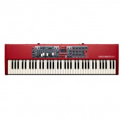 Teclado CLAVIA Nord Electro 6D 73 WEIGHTED WATERFALL