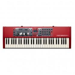 Teclado Nord Keyboard Electro 6D 61 / ENTREGA EN 10 DÍAS HÁBILES