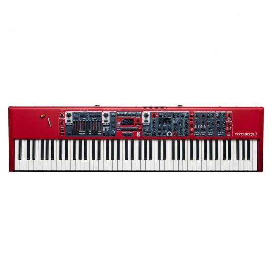 Teclado sintetizador  NORD KEYBOARDS STAGE 3 88