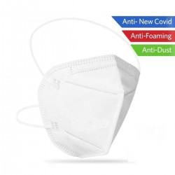 Mascara/Respirador N95 FDA/CE Pack 2 Unidades