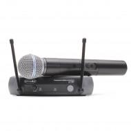 Sistema Inalámbrico VHF con microfono de mano Prodb
