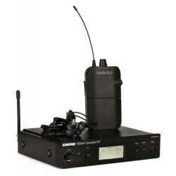 Sistema monitoreo In ear Shure P3TR112GR