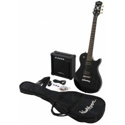 Guitarra Electrica Washburn WIN14 pack