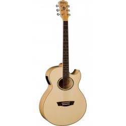 Guitarra electroacustica Washburn EA 20 SNB