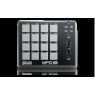 Controlador MIDI AKai MPD 18