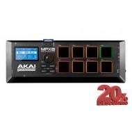 Controlador Sampler Akai MPX8