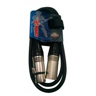 Cable profesional Microfono XLR Cablelab 6mt