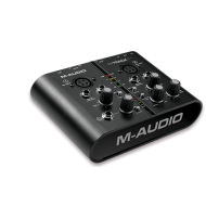 Interfaz de audio M- AUDIO M-TRACK PLUS