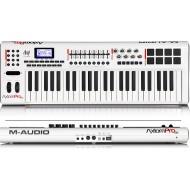 Controlador MIDI M-audio AXIOM PRO 49