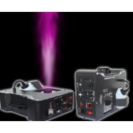 Maquina de humo con 8 led