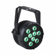 FOCO LED 5EN1 ( RGBWA ) 12WX9 LED