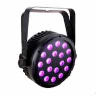 FOCO LED 6EN1 ( RGBWA-UV ) 15WX18 LED