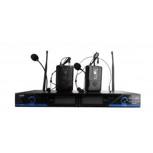 Sistema Inalámbrico de cintillo Prodb WR-35&2/HT-9A