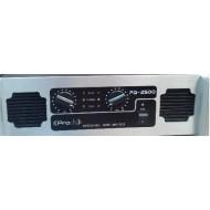 Amplificador de potencia PRODB PQ-2500