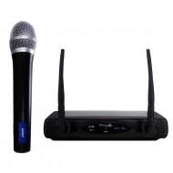 Sistema Inalámbrico UHF con microfono de mano Prodb