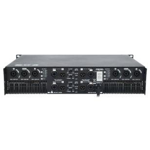 Amplificador de potencia 4 canales Proel HPD 2000