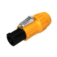 CONECTOR SEETRONIC POWERCOM VOLANTE ENTRADA IP65 20A/250V PARA USO OUTDOOR