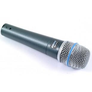 Microfono Dinamico Shure BETA 57A