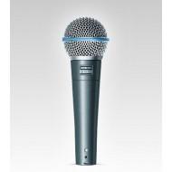 Microfono Dinamico Shure BETA 58A