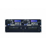 Reproductor de CD Doble Stanton C-503