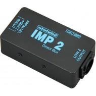 Caja directa profesional Whirlwind IMP2