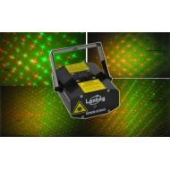 Laser Multipunto RG con gobos MNB40RG