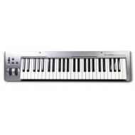 Controlador MIDI M-audio Keystation 49 es