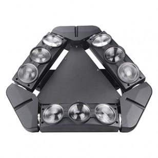 Efecto led Spider 3X3